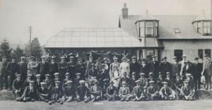 Rattray Bowling Club 1921