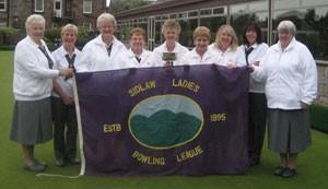 Sidlaw League winners - 2007-2008
