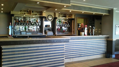 Rattray Bowling Club - new bar area