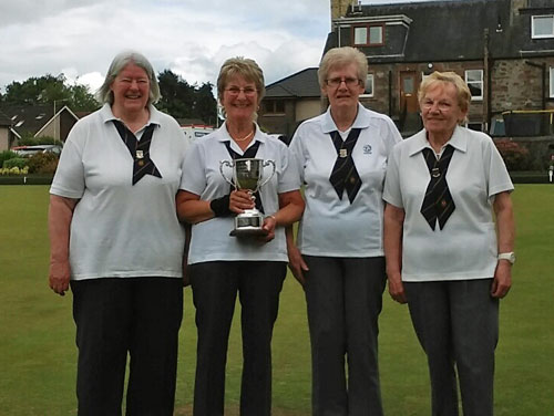 Rattray Bowling Club - Turndon Winners 2019