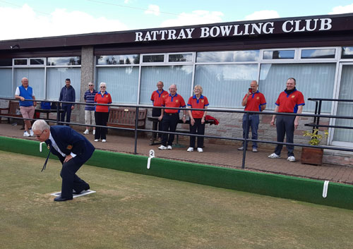 Rattray Bowling Club - Opening of Green 2020